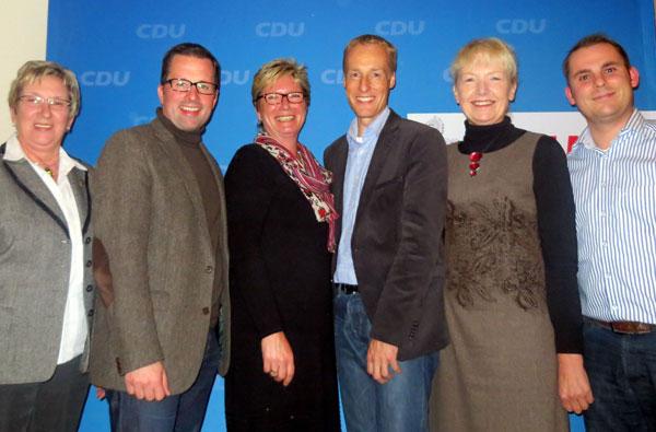 CDU in Drochtersen steht hinter Mike Eckhoff