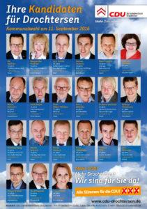 CDU Kandidaten Drochtersen