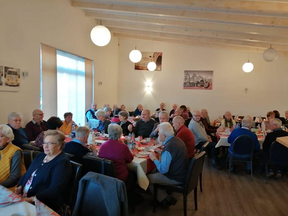 Weihnachtsfeier der Senioren-Union