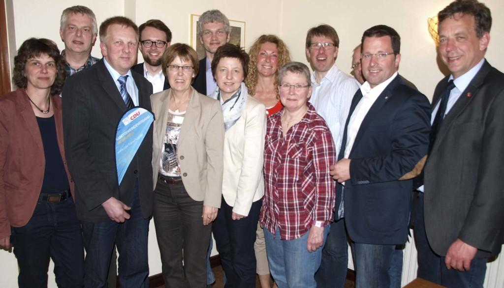 Vorstandswahlen im CDU-Samtgemeindeverband Harsefeld