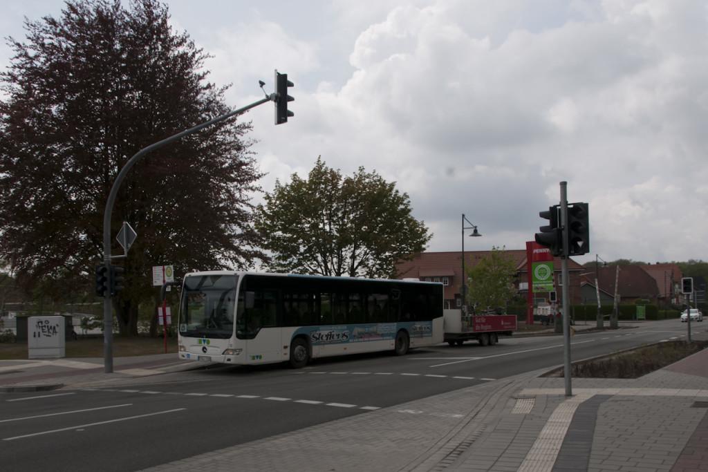 Elbe-Radwanderbus ab Harsefeld