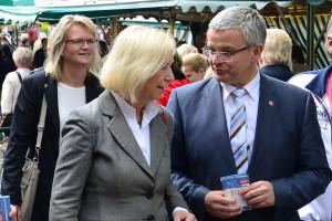 Min Wanka und Landrat Roesberg 17_05_2014