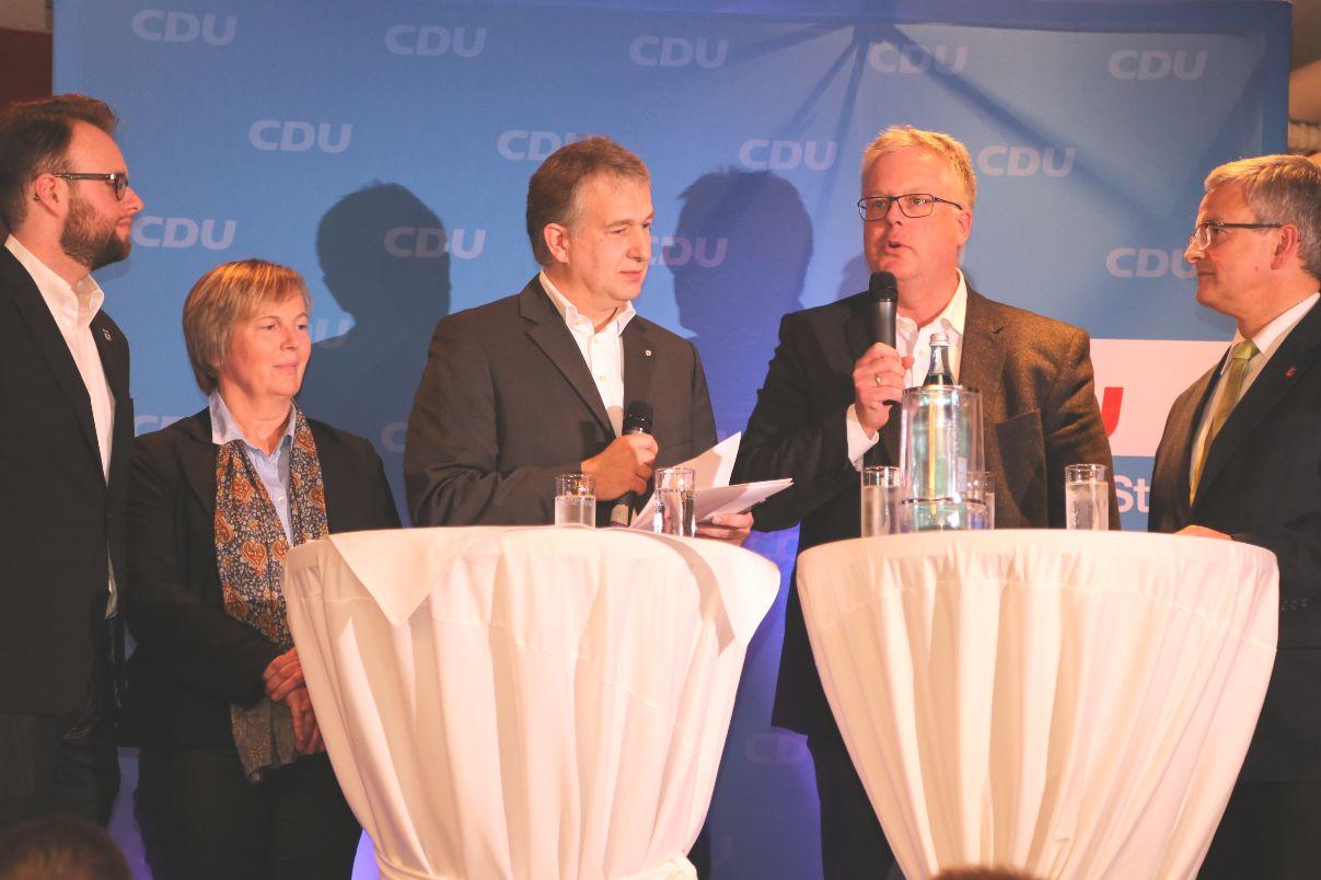 CDU Portal Kreisverband Stade » CDU fordert zum Mitmachen auf