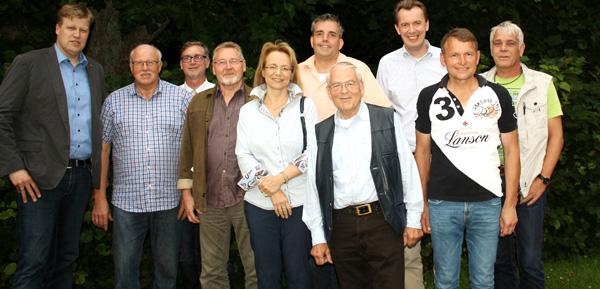 Vorstand CDU Samtgemeindeverband Horneburg