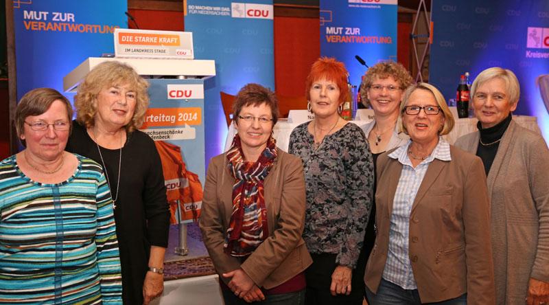 Vorstand Frauen Union