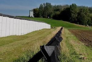 Grenzanlagen bei Hötensleben
