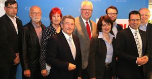 Vorstand der KPV 2015