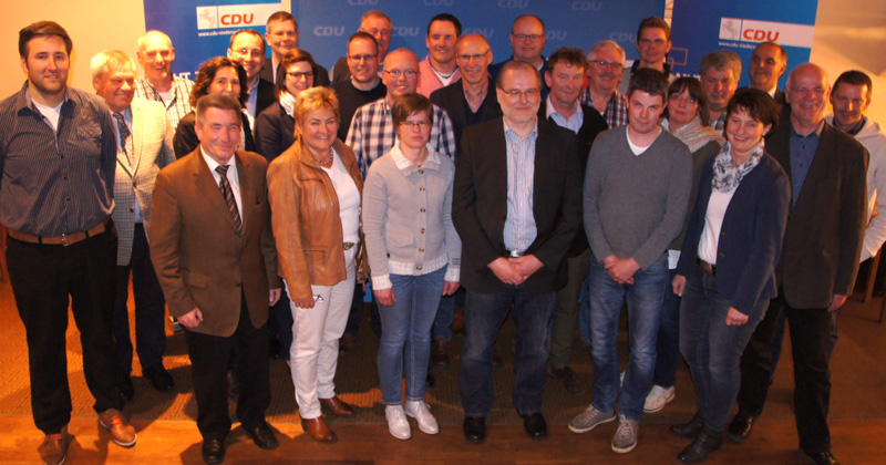 Kandidaten CDU Harsefeld
