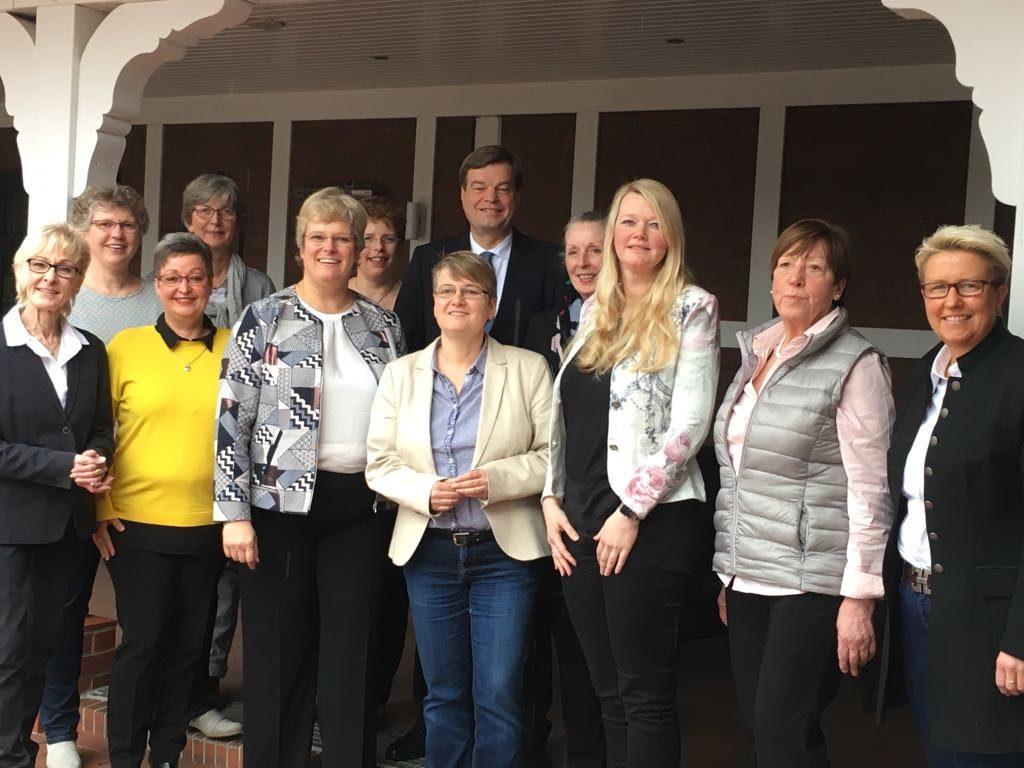 Katharina Merklein führt den Bezirksverband der Frauen Union
