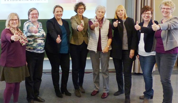 Silja Köpcke als Kreisvorsitzende der Frauen Union bestätigt