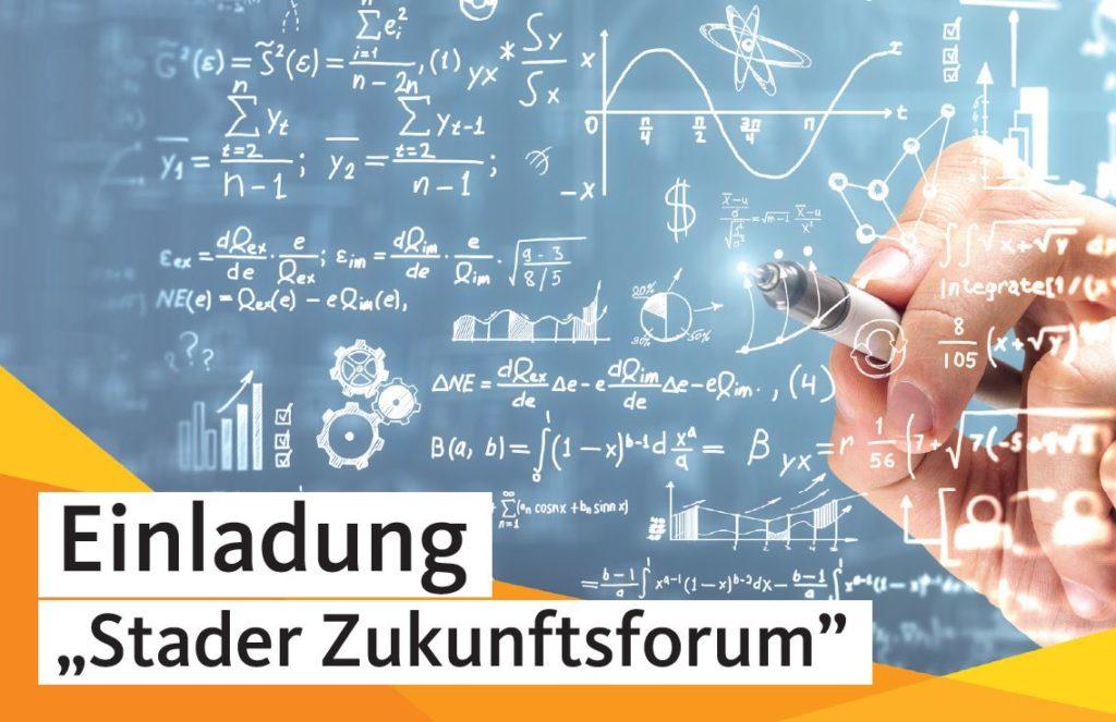 """""""Stader Zukunftsforum: Wissenschaft und Forschung"""""""