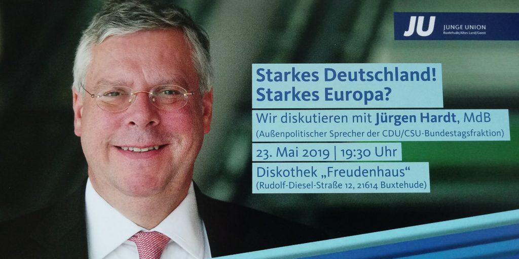 Starkes Deutschland! Starkes Europa?