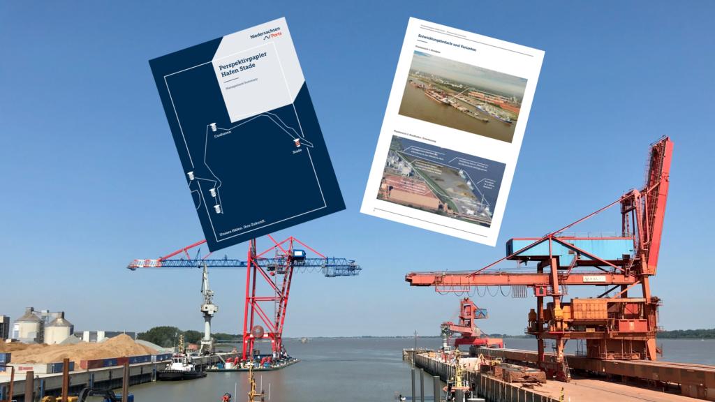 CDU Fraktion unterstützt weiteren Ausbau des Stader Seehafens