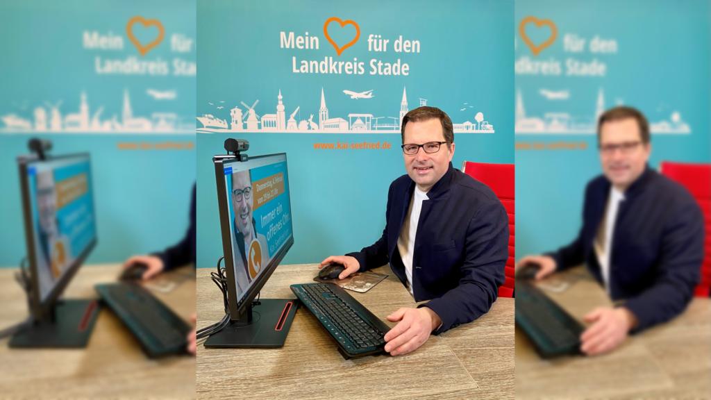 Virtueller Hausbesuch mit Kai Seefried